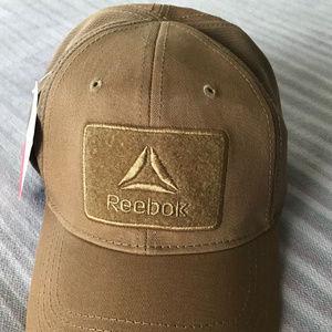New Reebok Baseball Hat Brown